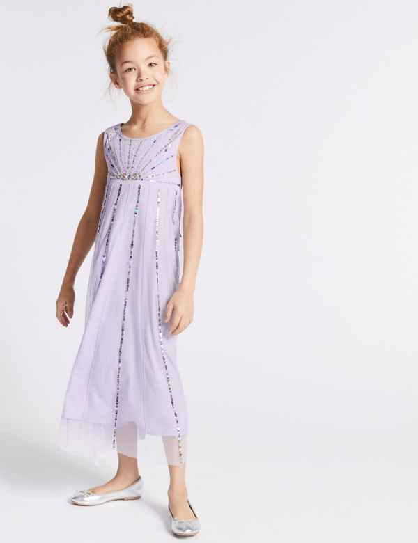e55f32c52 Kids Purple Partywear | Purple Occasionwear & Party Outfits| M&S