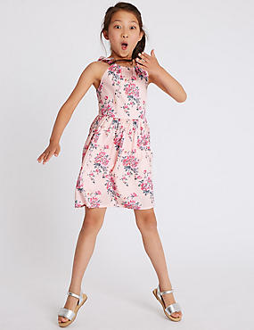 Pure Cotton Prom Dress (3-16 Years)