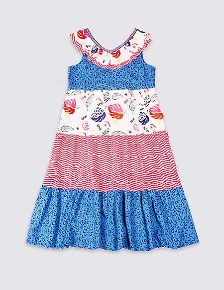 Mix Match Dress (3-16 Years)