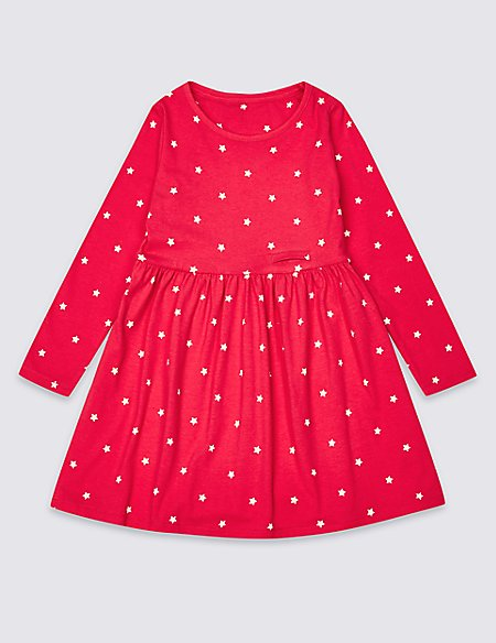 Easy Dressing Star Dress (3-16 Years)