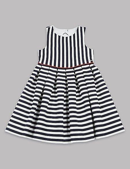 Striped Prom Dress (3-16 Years)