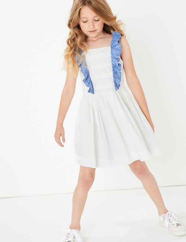 2e7c70ab006 Girls Dresses | M&S
