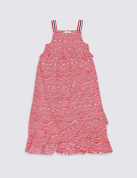 Zig-Zag Dress (3-16 Years)