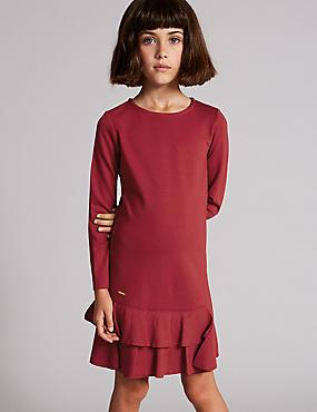 Ponte Dress (3-16 Years)