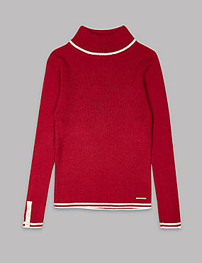 Cotton Rich Jumper (3-16 Years)