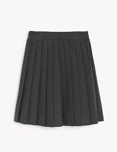 Girls' Easy Dressing Skirt