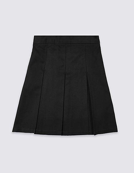 Girls' Traditional Pleated Skirt