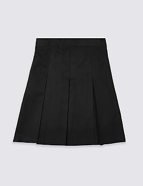 4d69b111fdd7b9 Girls' Longer Length Skirt