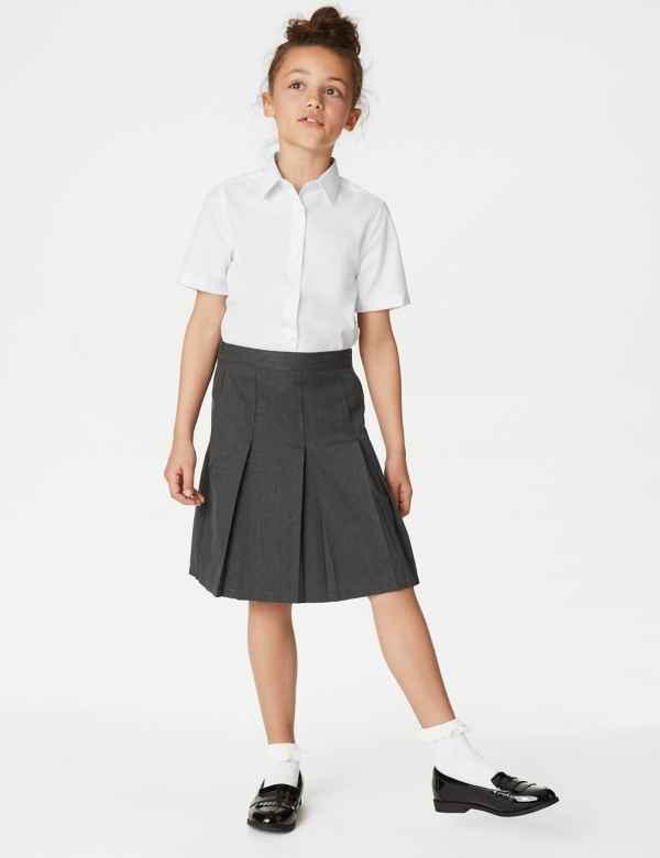 91df6971f School Skirts | Black, Grey & Navy School Skirts | M&S