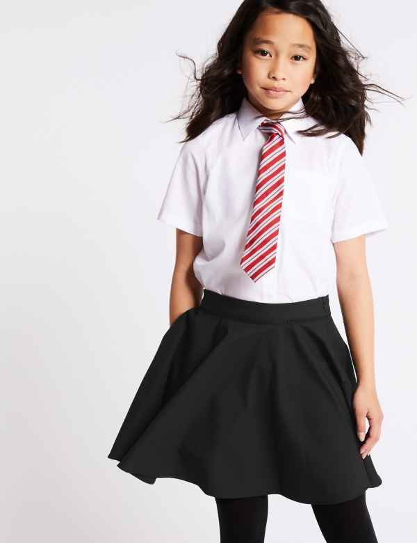 37699cd6e School Skirts | Black, Grey & Navy School Skirts | M&S
