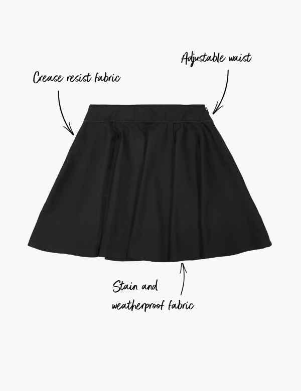 School Skirts | Black, Grey & Navy School Skirts | M&S