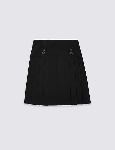Senior Girls' Pleated Skirt