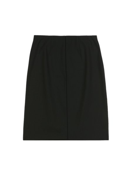 Senior Girls' Skirt with Crease Resistant