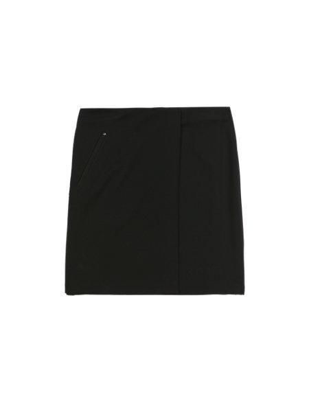 Panelled Straight Skirt (9-16 Years)