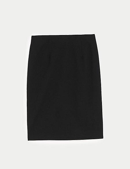 Senior Girls' Long Pencil Skirt