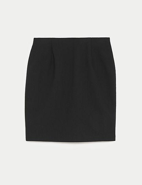 Senior Girls' Short Pencil Skirt