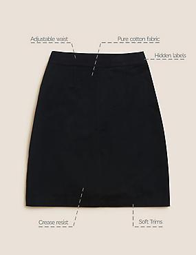Girls' Pure Cotton Skin Kind™ Skirt