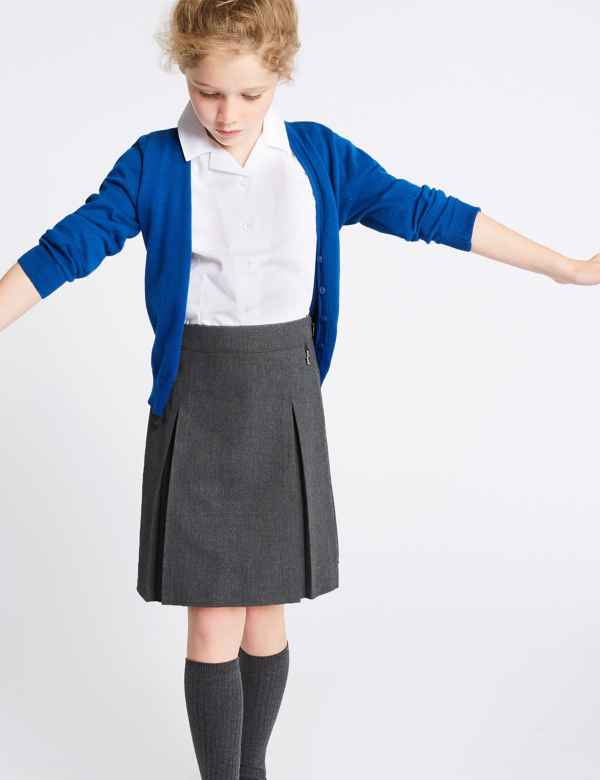 9bbc2cddb Girls' Permanent Pleats Skirt