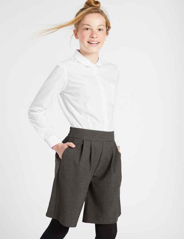 c50eb9169b Plus Size and Skinny Fit School Uniforms | M&S