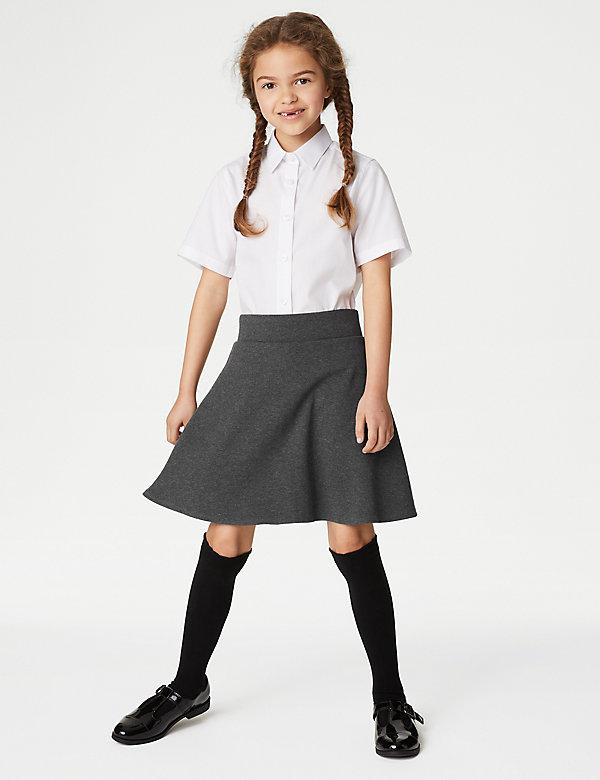 Jupe en coton, idéale pour l'école