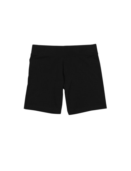 Girls' Cotton Rich Shorts with StayNEW™