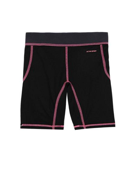Girls' Base Layer Cycling Shorts