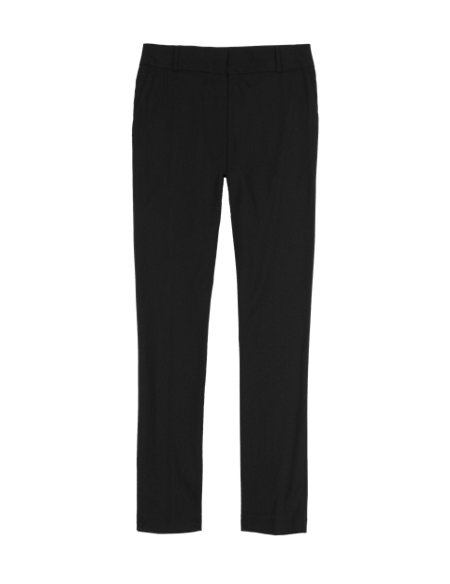 Girls' Slim Ankle Skimmer Trousers with Triple Action Stormwear™ (Older Girls)