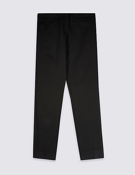 Senior Girls' Skinny Leg Trousers