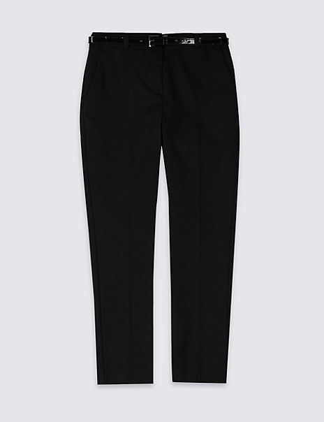 Girls' Skinny Leg Skinny Fit Trousers