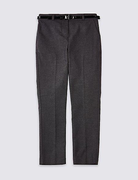 Girls' Plus Fit Skinny Leg Trousers