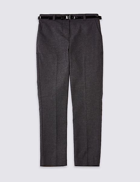 Girls' Skinny Leg Plus Fit Trousers