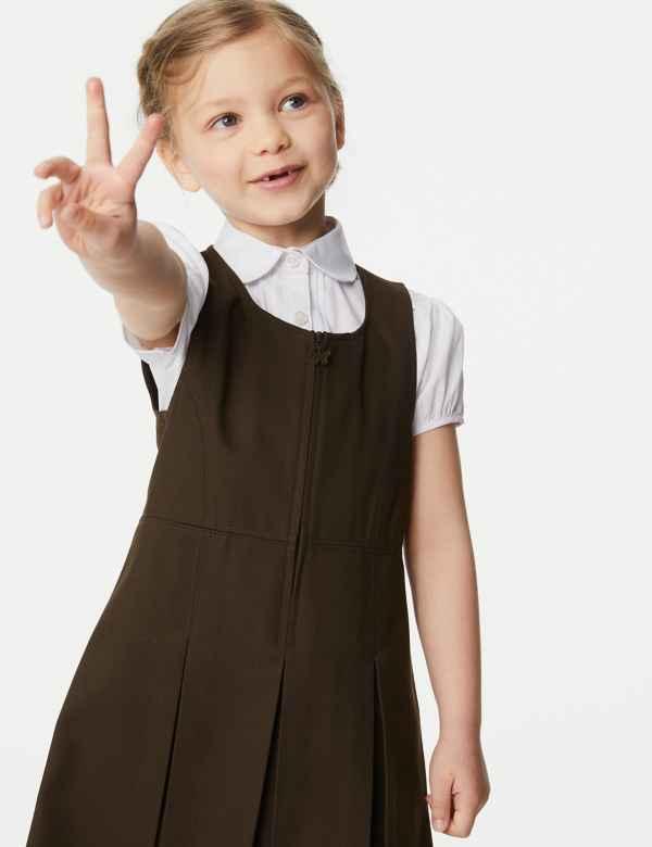 Kids Summer School Uniform Clothes School Wear Ms