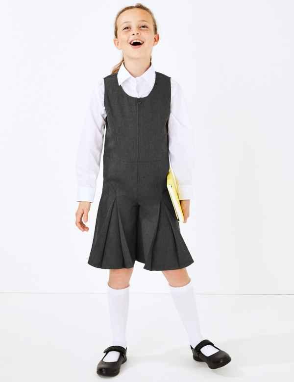 3a17901c369 Girls Grey School Uniforms