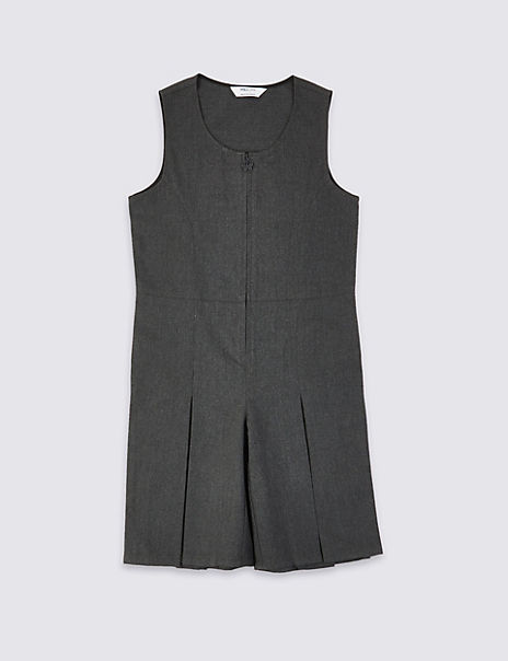Girls' Pleated Playsuit