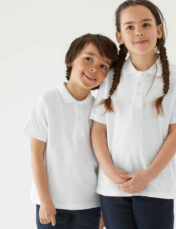 79283d0df Boys School Shirts & Polo Shirts | M&S