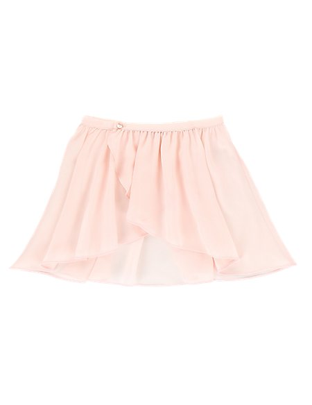Wrap Ballet Tulip Skirt (2-12 Years)