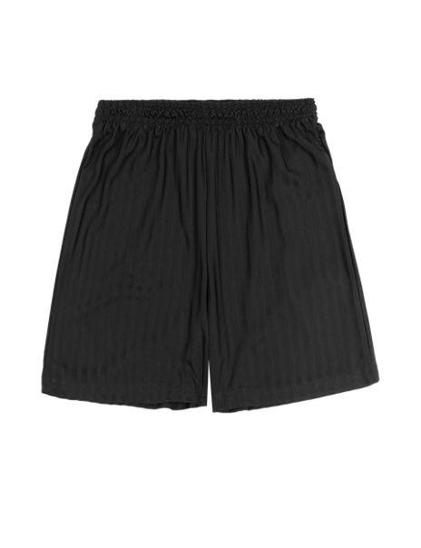 Boys' Striped Football Shorts