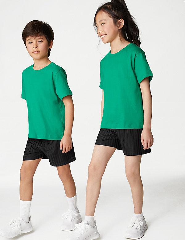 Unisex Sports School Shorts (2-16 Yrs)