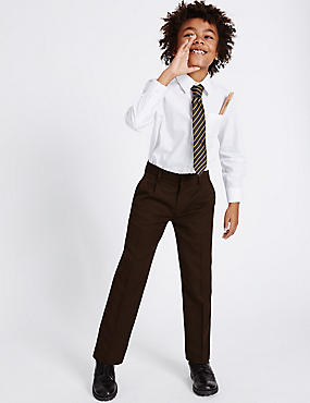 Boys' Regular Leg Trousers