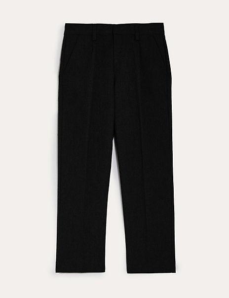 Boys' Regular Leg Plus Fit Trousers