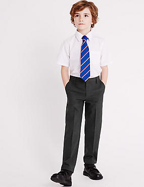 Boys' Slim Leg Trousers