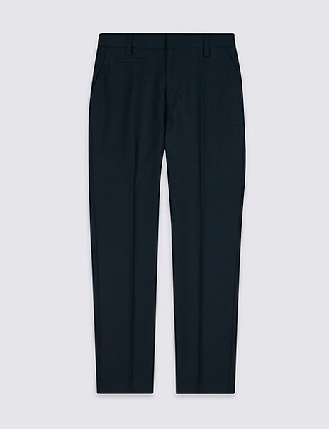 Boys' Skinny Leg Regular Fit Trousers