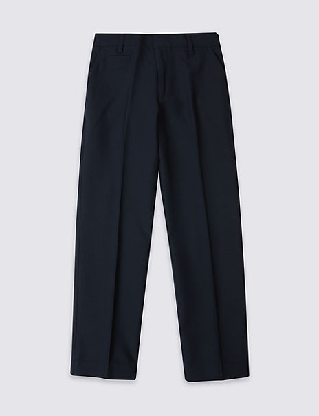 Boys' Slim Leg Plus Fit Trousers