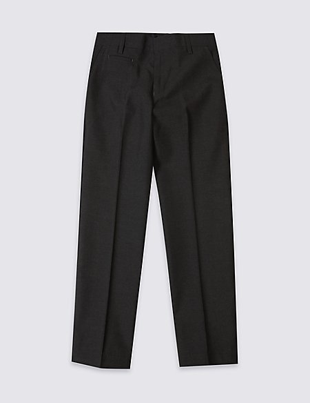 Boys' Slim Fit Slim Leg Trousers