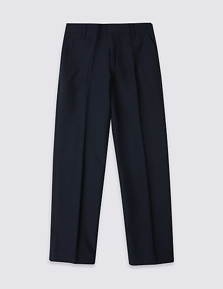 Boys' Plus Fit Skinny Leg Trousers