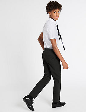 Senior Boys' Slim Leg Trousers