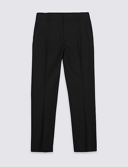 Senior Boys' Slim Fit Skinny Leg Trousers