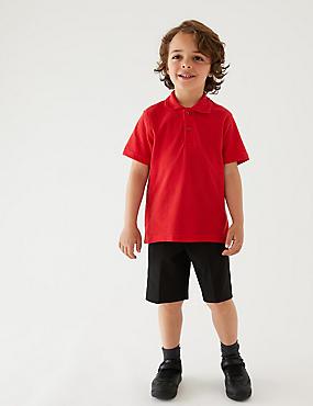 2 Pack Boys' Regular Leg Shorts