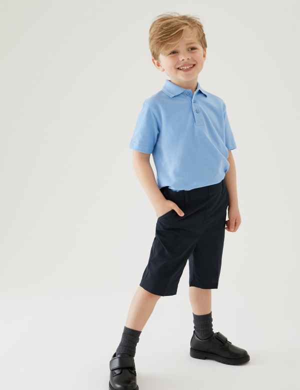 caf0fddbe293 Boys Trousers Jeans & Shorts | M&S