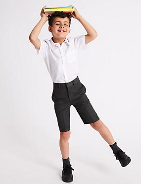 Boys' Slim Fit Shorts
